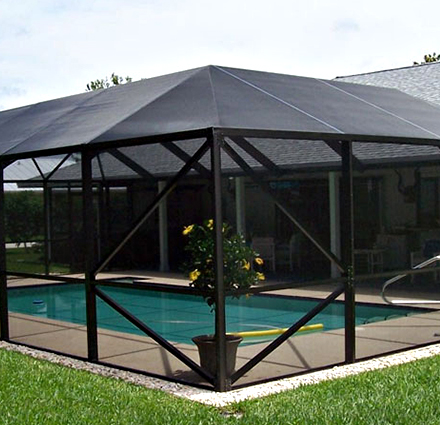 Deck and Pool Enclosure